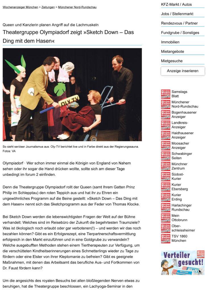 Theatergruppe-Olympiadorf-zeigt-»Sketch-Down---Das-Ding-mit-dem-Hasen«---Queen-und-Kanzlerin-planen-Angriff-auf-die-Lachmuskeln-1